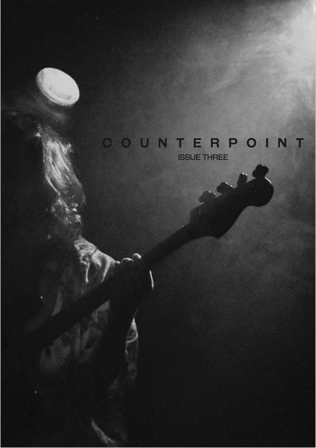 Counterpoint - Issue 3 Cover